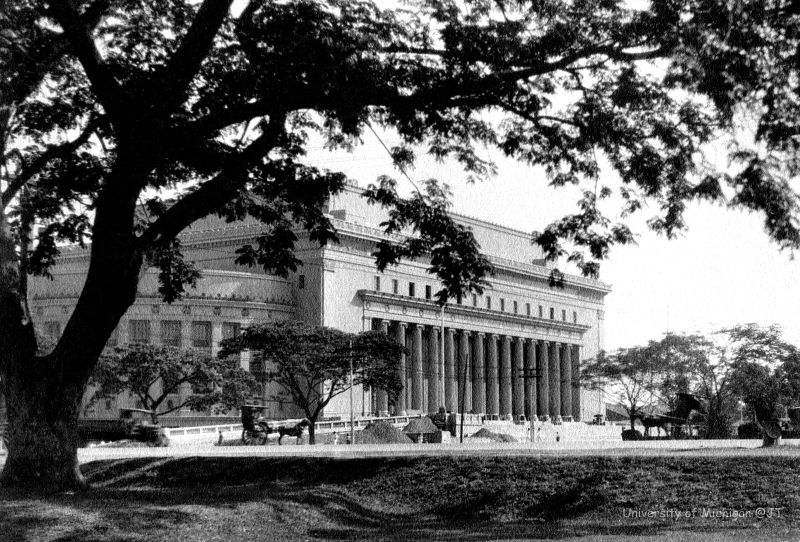 Stunning photos of Manila Pre-WWII from John Tewell